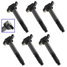 05-13 Toyota, Lexus Mulitfit w/3.5L Ignition Coil  SET of 6 (TOYOTA)
