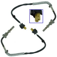 10-13 MB, Frghtlnr Sprinter 2500, 3500 ( Exh Man & Before Turbo) Exhaust Tmp Sensor Pair (WK)