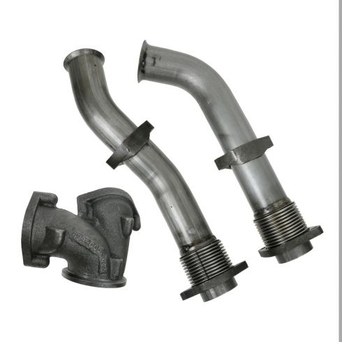 99 (from 12/6/98)-03 F250-F550SD, E450, E550; 00-03 Excursion w/7.3L Diesel Turbo Crossover Pipe Kit