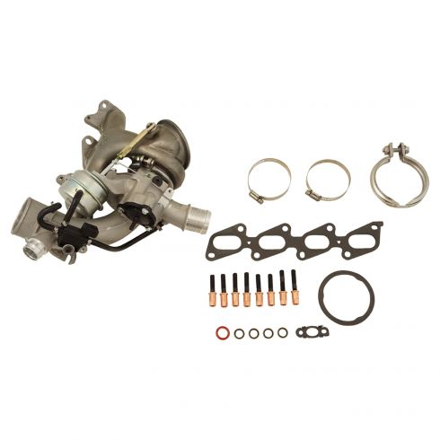 11-17 Cruze; 13-17 Encore; 12-17 Sonic; 13-17 Trax w/1.4L Turbocharger Assy w/Gasket & Hardware Kit