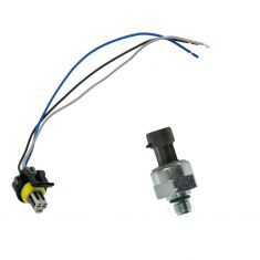 03 Ford Excursion, F250SD-F550SD 6.0L Diesel Control Pressure Sensor & Connector w/Pigtail