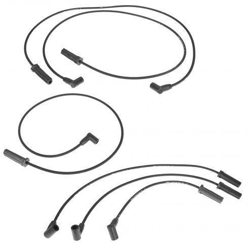 2007 pontiac grand prix spark plug wires replacement 2007 pontiac grand prix ignition wires. Black Bedroom Furniture Sets. Home Design Ideas