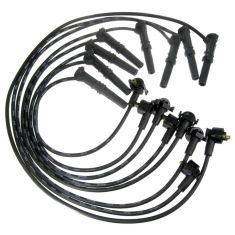96-00 Ford Lincoln Mercury V8 4.6L Ignition Wire Set (MOTORCRAFT)