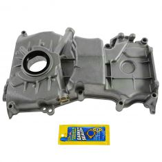 1990-92 Nissan Stanza Axxess Timing Cover 2.4L