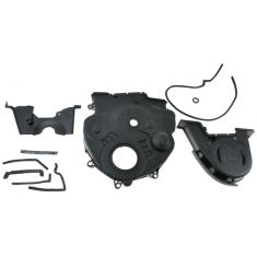 1990-93 Honda Accord; 92-95 Prelude 2.2L Upper & Lower Timing Belt Cover w/Gaskets