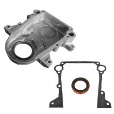 92-03 Dodge PU, Ramcharger, Van; 93-98 Grand Cherokee 3.9L, 5.2L, 5.9L Engine Timing Cover w/Gasket