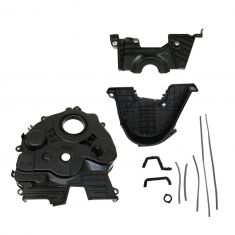 98-02 Honda Accord; 98-99 Acura CL, Isuzu Oasis; 98 Odyssey w/2.3L Upper & Lower Timing Belt Covers