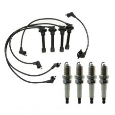 90-97 Accord; 95-97 Odyssey; 92-96 Prelude 2.2L Spark Plugs and Wires Kit