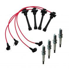 93-97 Prizm Celica Corolla Spark Plugs and Wires Kit