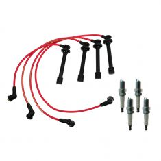 97-01 Nissan Altima Spark Plugs and Wires Kit