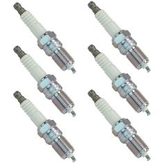 NGK G-Power Platinum Spark Plug Set of 6 (3403)
