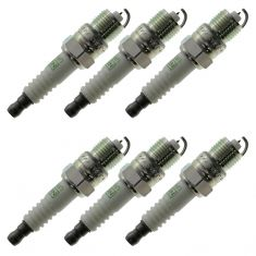 NGK G-Power Platinum Spark Plug Set of 6 (3547)