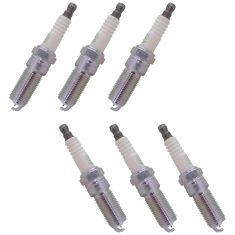NGK G-Power Premium Spark Plug (Set of 6) (5019)