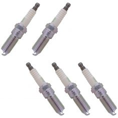 NGK G-Power Premium Spark Plug (Set of 5) (5019)