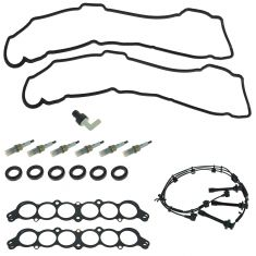 95-04 Tacoma; 95-98 T100; 96-02 4Runner; 00-04 Tundra w/3.4L Tune Up Kit (Toyota)