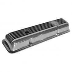 69-77 Corvette; 69-70 Camaro w/5.7L High Performance Aluminum Valve Cover LH (GM)