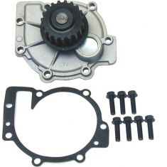 92-11 Volvo 4 & 5 Cyl Multifit Water Pump & Gasket w/Bolts