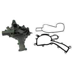 98-08 Mercedes Benz C, CL, CLK, CLS, E, G, ML, S, SLK; 04-08 Crossfire (2 Outlet) Water Pump w/Gskt