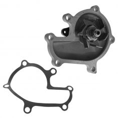 93-01 Nissan Altima 2.4L Water Pump w/Metal Impeller