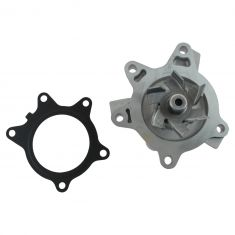 01-09 Toyota Prius; 06-15 Yaris; 00-05 Echo; 04-06 Scion xA, xD Gas Engine Water Pump (Toyota)