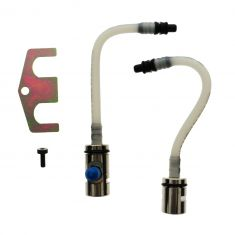 Central Port Injection Fuel Return Lines SET
