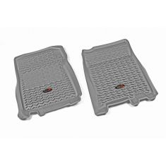 97-03 Ford F150 Reg & Crew Cab Gray Front Floor Liner SET (Rugged Ridge)