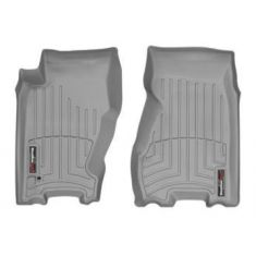 1999-04 Jeep Grand Cherokee Gray Front Floor Liner