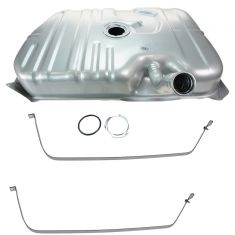 84-87 Buick Grand National T Type Fuel Tank w/Strap Set