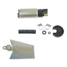 90-09 Geo GM Lexus Scion Toyota Multifit Electric Fuel Pump & Strainer Kit