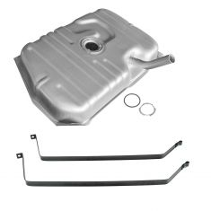 81-88 Cutlass 2dr RWD 17 gal Gas Tank w/ Straps Kit