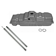 88-00 Chevy GMC Pickup 6 Foot Bed 25 Gallon Fuel Tank & Strap Kit