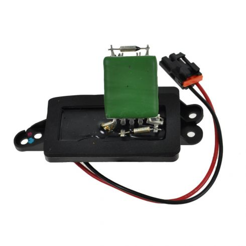 Large on 15305077 Blower Motor Resistor