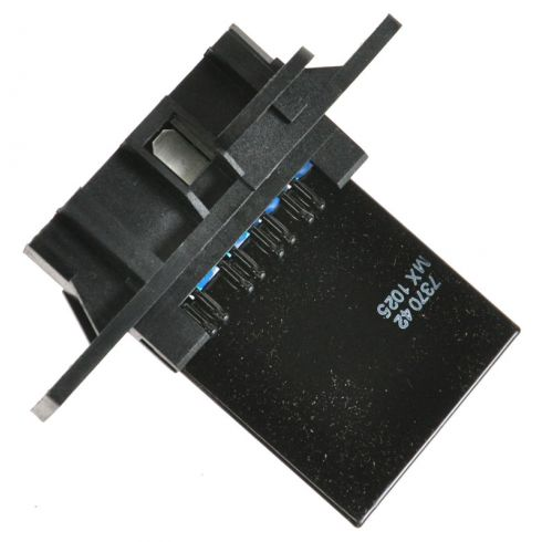 Nissan blower motor resistor 1ahbr00053 at 1a for Nissan frontier blower motor not working