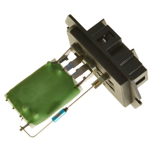 2006 chrysler town country blower motor resistor