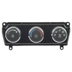 09 (frm 2/10/09)-10 Dodge Challenger Dash Mtd Heater AC Climate Control Assy (MP)
