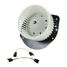83-08 Ford Lincoln Mercury Multifit Heater Blower Motor & Fan