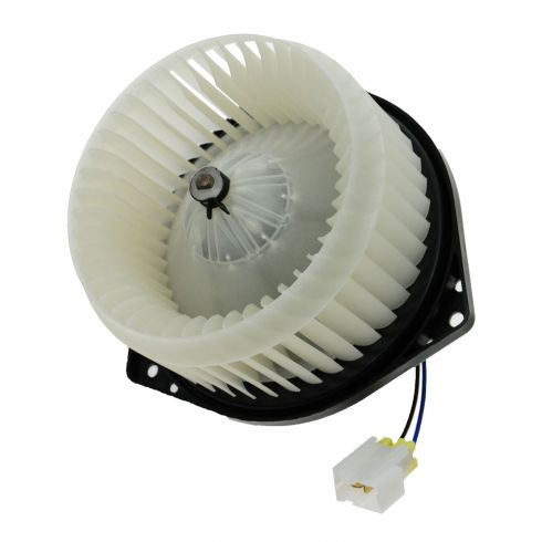 Heater blower motor with fan cage 1ahcx00169 at 1a for Nissan frontier blower motor not working