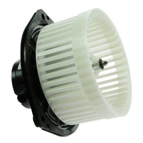 service manual  buick lesabre blower motor