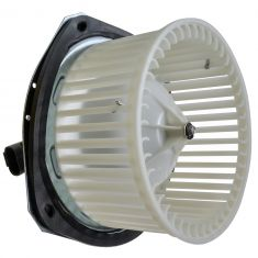 00-05 GM Multifit Heater Blower Motor w/Fan Cage