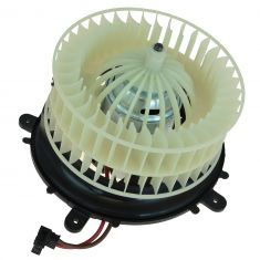 00-06 MB CL & S Class Heater Blower Motor w/Fan Cage