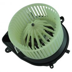 97-02 A4; 00-02 S4; 98-05 Passat (w/Electronic AC control) Heater Blower Motor w/Fan (inc Regulator)