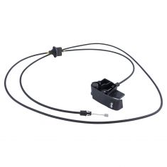 99-07 Silverado Sierra; 02 06 Avalanche Esc EXT; 00-06 Sub Yuk XL Hd Rel Cable & Handle