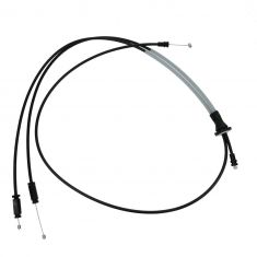 84-96 Chevy Corvette Hood Release Cables (w/o Handle)