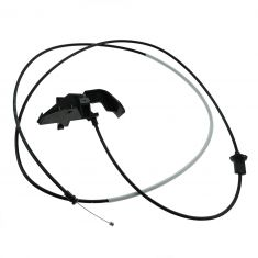 89-96 Regal; 90-94 Lumina; 89-97 Cutlass Supreme; 89-96 Grand Prix Hood Release Cable w/Handle