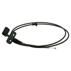 01-05 Honda Civic Hood Release Cable w/Pull Handle (68 Inches) (Dorman)