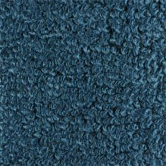 65-67 Chevrolet Corvette Roadster Cargo Area Carpet 17 Bright Blue