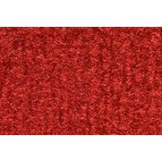 81-82 Chevrolet Corvette Cargo Area Carpet 7293 Red