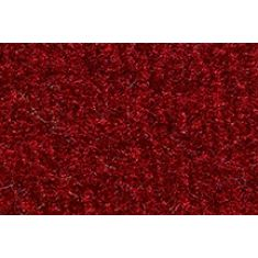 83-86 Mercury Capri Cargo Area Carpet 815 Red