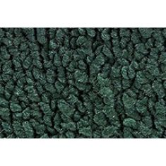 71-72 Chevrolet Corvette Cargo Area Carpet 25 Blue Green