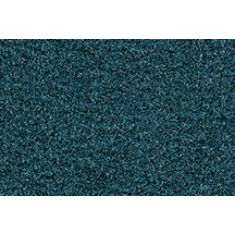 82-85 Honda Accord Passenger Area Carpet 818 Ocean Blue/Br Bl